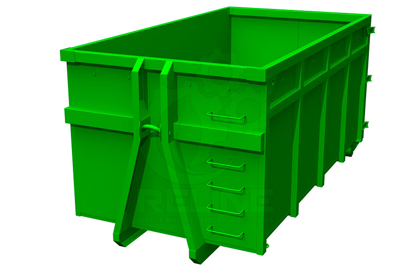 Construction Roll Off Dumpster